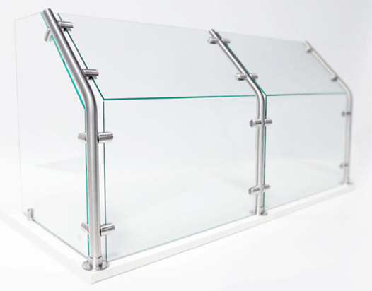 the 45 degree passover sneeze guard is our standard sneeze guard suitable for a wide range of food service u2026read more